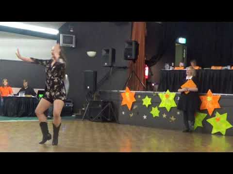 NSW Open Line Dance Competition 2017