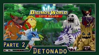 Digimon World Data Squad - Detonado Parte 2: Sneyato Forest