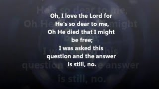 The Winans - The Question Is (Lyrics)