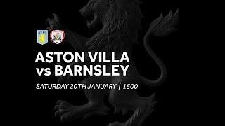 Aston Villa 3-1 Barnsley  Extended highlights