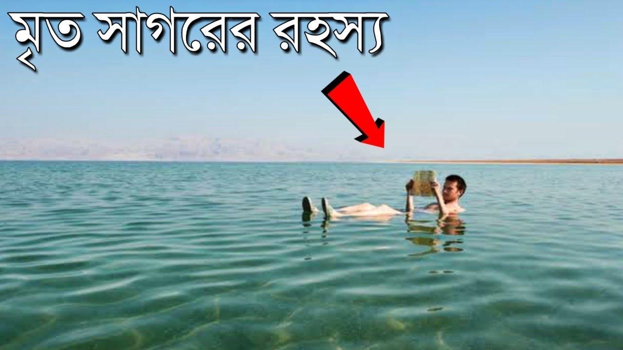মৃত সাগরের রহস্য | History of Dead Sea In Bengali | MKtv Bangla