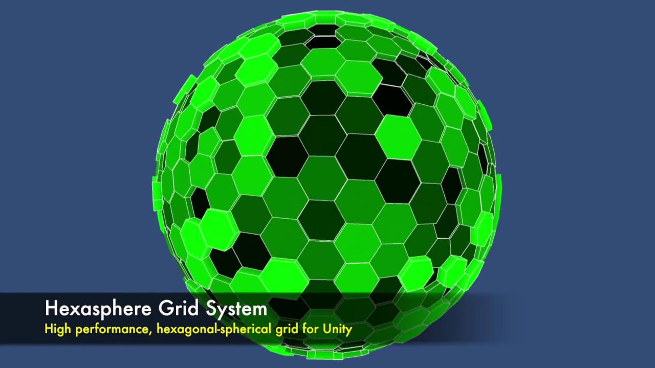 Hexasphere Grid System