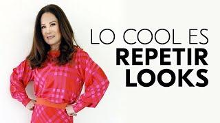 ¡Repetir looks es lo más cool!