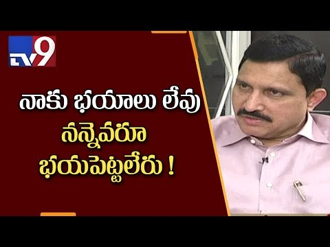 Face to face with Sujana Chowdary || Karnataka elections || AP Special Status - TV9