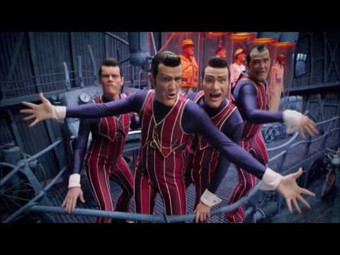 "We are number one but every time it says ""one"" a MASA song is played"