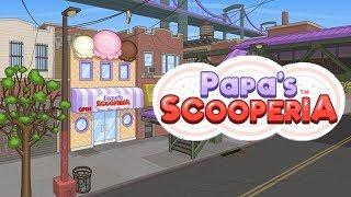 Day 2 - Papa's Scooperia