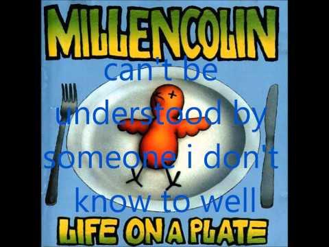 Millencolin - Bullion with lyrics