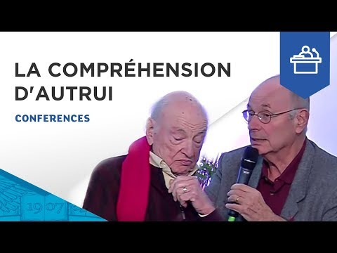 Conférence SANS TABOU avec Edgar MORIN & BORIS CYRULNIK - ESSEC
