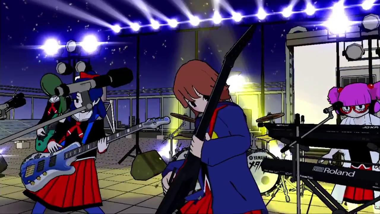 Resultado de imagen de gal metal videogame