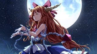 """ミ Title: 月砕くとき (Meaning """"When the Moon Shatters"""".) ☆ミ Album: Touhou Ouka 「東方桜歌」 ☆ミ Circle: R-Note 「あ~るの~と」 ☆彡 Original Title: 砕月 ..."""