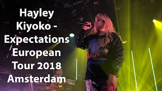 Hayley Kiyoko - Expectations European Tour 2018 Amsterdam [FULL CONCERT]