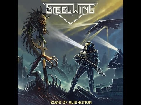 Steelwing  Zone Of Alienation  FULL ALBUM