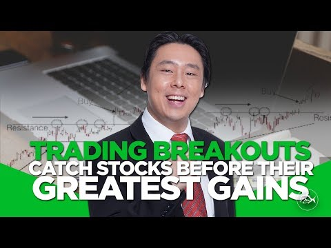 Trading Breakouts. Catch Stocks Before They Make Their Greatest Gains  by Adam Khoo