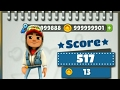 Subway surfer *GLITCH* latest