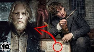 Top 10 Easter Eggs You Missed In Fantastic Beasts 2
