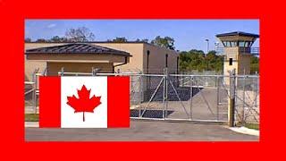 Están construyendo CAMPOS DE AISLAMIENTO en CANADÁ