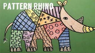 Pattern Rhino | Elementary