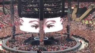 Adele Wembley 29/06/17 Resimi