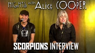 Video SCORPIONS talk touring, Tribute to Lemmy of Motorhead, new music and more! download MP3, 3GP, MP4, WEBM, AVI, FLV April 2018