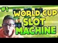 FIFA 14 - SLOT MACHINE WORLD CUP! - MY BEST SERIES YET! - #1 - FIFA 14 Ultimate Team