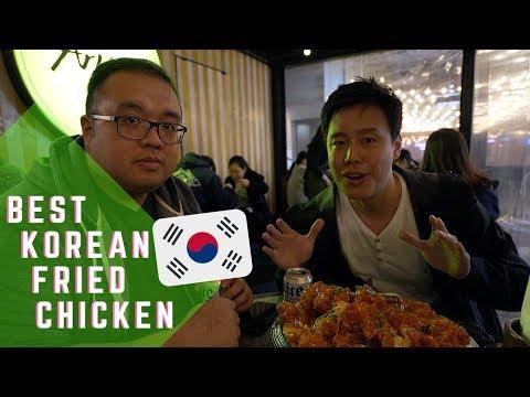 Best KOREAN FRIED CHICKEN In SYDNEY : Korean Food In Sydney