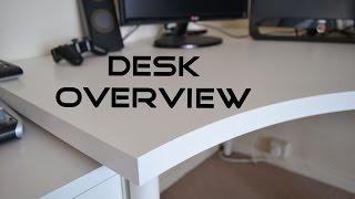 IKEA LINNMON DESK/ALEX DRAW Overview