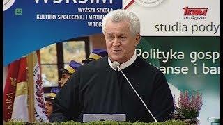 """Konferencja naukowa """"Współczesne wyzwania polityki gospodarczej: słowo o. Zdzisława Klafki CSsR"""