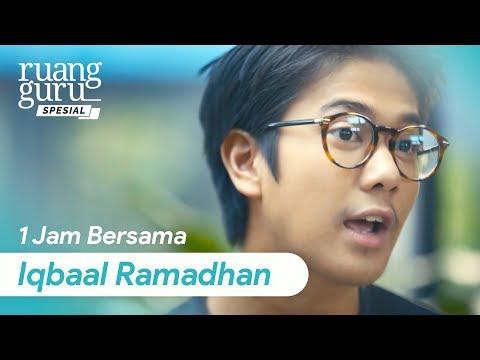 Ruangguru Special - 1 Jam Bersama Iqbaal Ramadhan