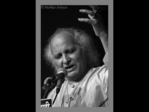 Pandit Jasraj - Raga Gorakh Kalyan