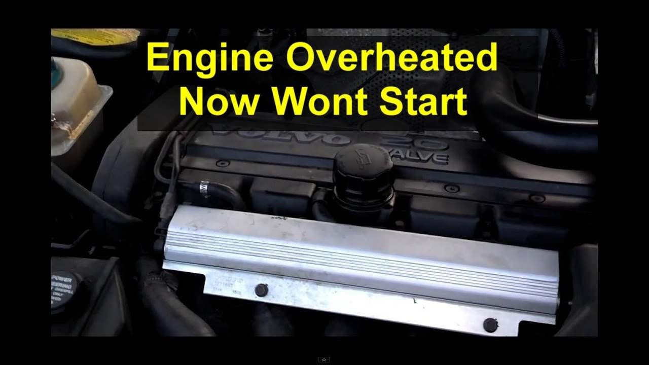 stop engine coolant level is low  - Volvo Forums - Volvo