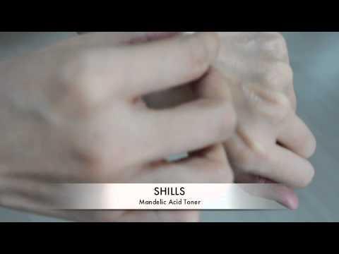 Shills Mandelic Acid Toner Youtube