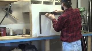 How To In Wall Covert Coat Rack