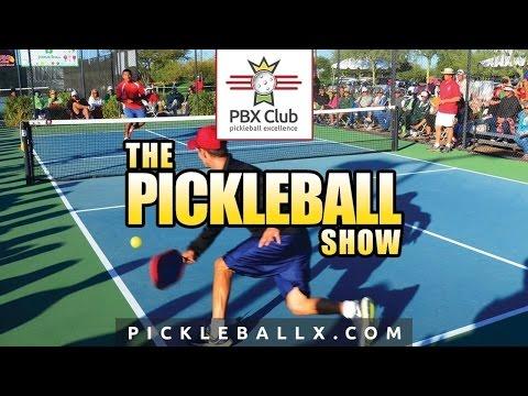 The Pickleball Show - 054: Matt Staub, TOC Masters Champion (Part 1)