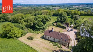 Greenslade Taylor Hunt - Cordings Farm - Wiveliscombe - Property Video Tours Somerset