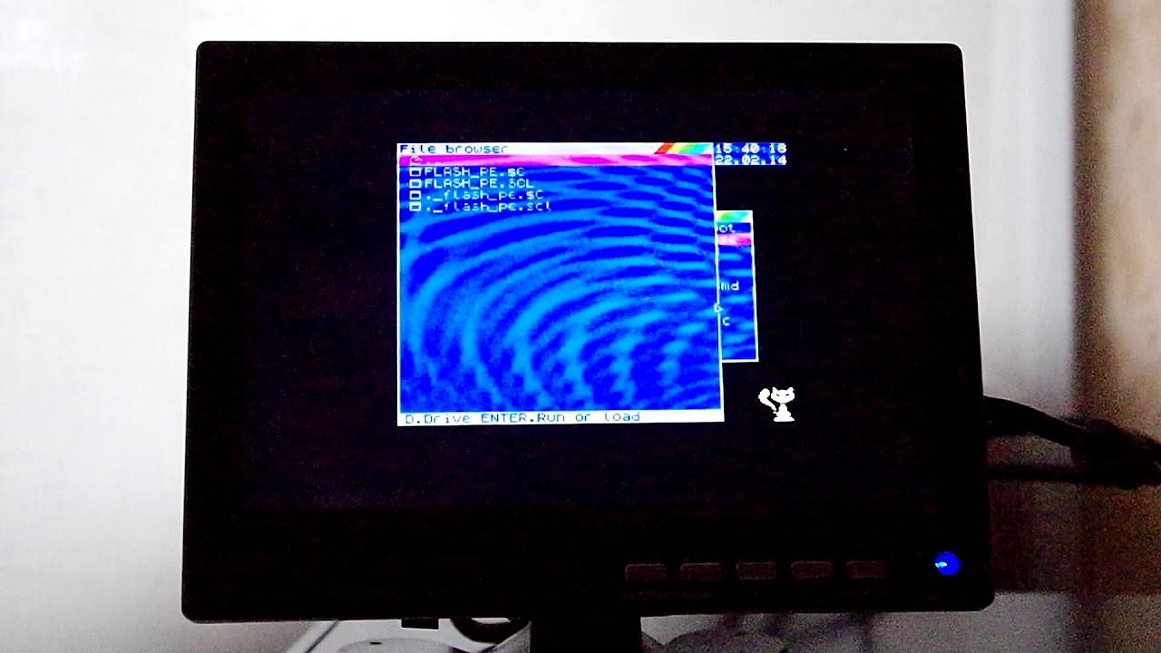 схема подключения sony sdm-n50r