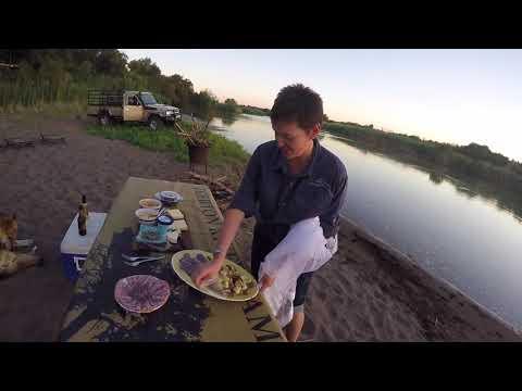 Ufudu Fly Fishing For Yellow Fish At The Orange River