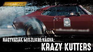 Nagyvasak miszlikbe vágva: Krazy Kutters - TotalArc 2019/1