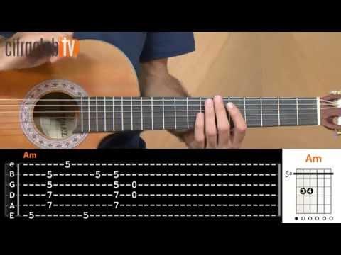 Lucky - Jason Mraz (aula de violão)