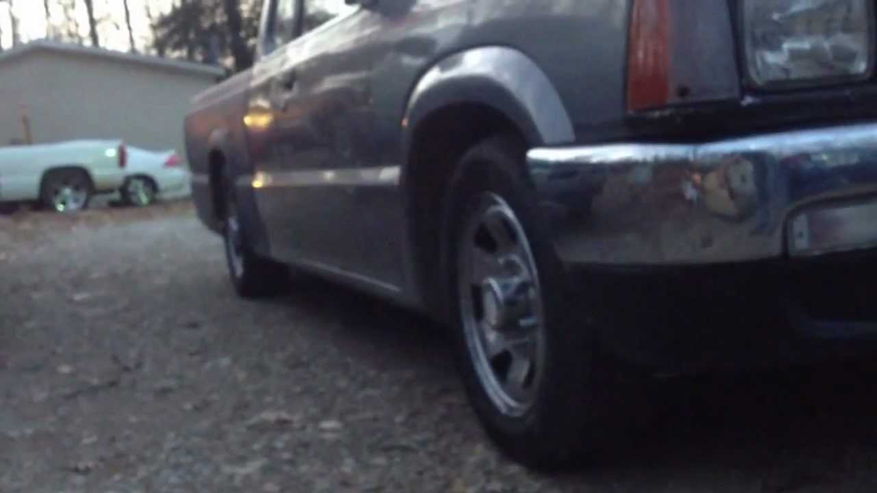 Monroe Air Shocks On My Mazda B2200