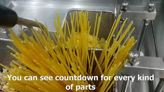 Automatical Pasta Cooker