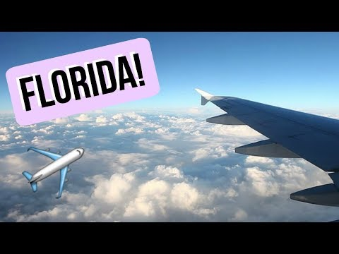 FLYING TO FLORIDA - Lesbian Mom & Child Traveling! Long Distance Relationship Travels