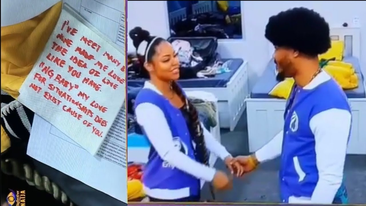 BBNaija! OZO WRITES A LOVE LETTER TO NENGI| DARLING HAIR TASK| DORATHY BREAKS DOWN IN TEARS AND MORE