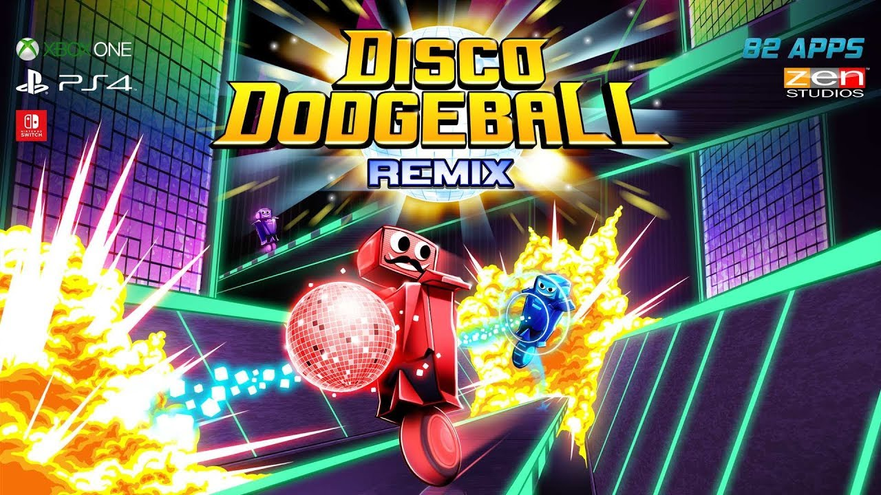 Disco Dodgeball Remix Review – TheSixthAxis