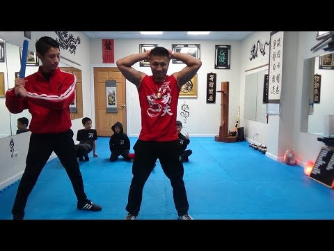 Iron Abs Training