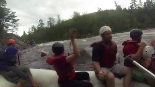Penobscot River Rafting W/Intro Music