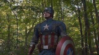 Камео Стэна Ли/Костюм Капитана Америки Второй Мировой Войны | Первый Мститель:Другая Война (2014)