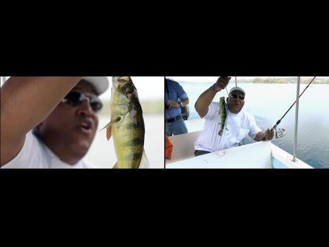 El Mundo de la Cocina - #3 - Pesca en Gatun Lake!