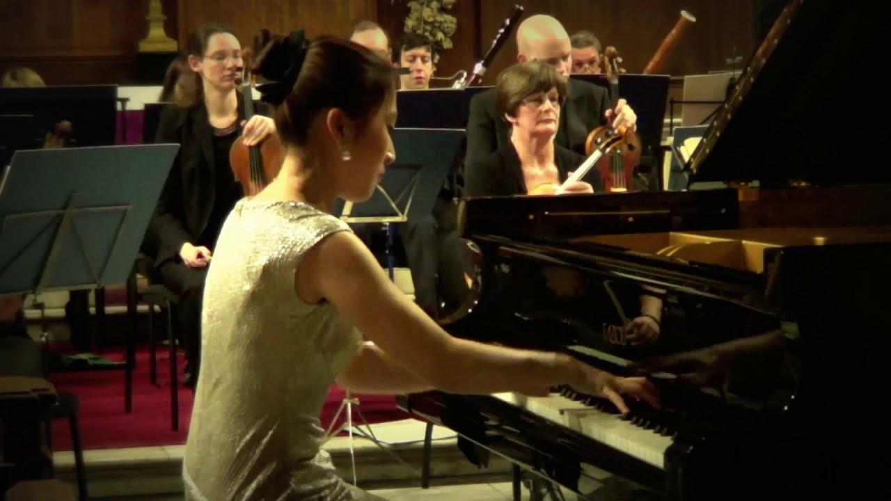 Asagi Nakata, Tchaikovsky Piano Concerto 1