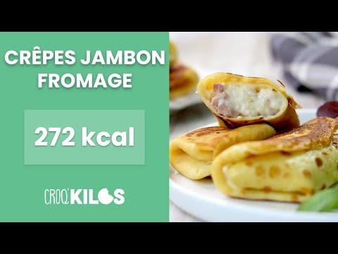 crêpes-jambon-fromage-allégées---croq'kilos