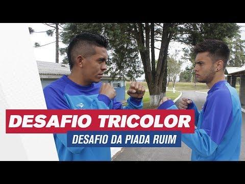 Desafio da piada ruim com Igor e Leandro Vilela